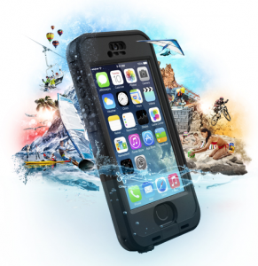 case-chong-nuoc-dau-tien-tuong-thich-voi-iphone-5s