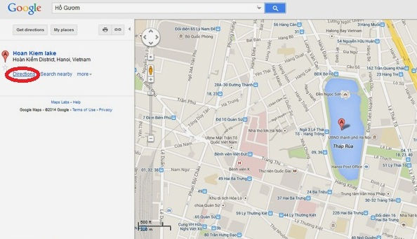 ban do google maps 5
