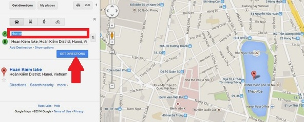 ban do google maps 6